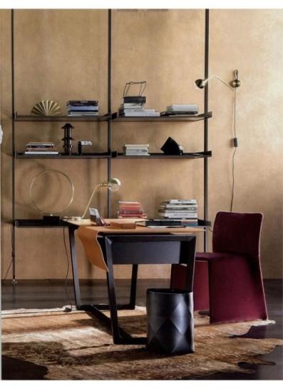 fred desk by poltrona frau