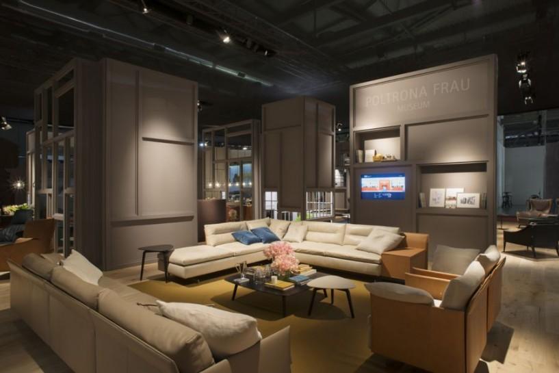 Gran Torino Sofa By Poltrona Frau