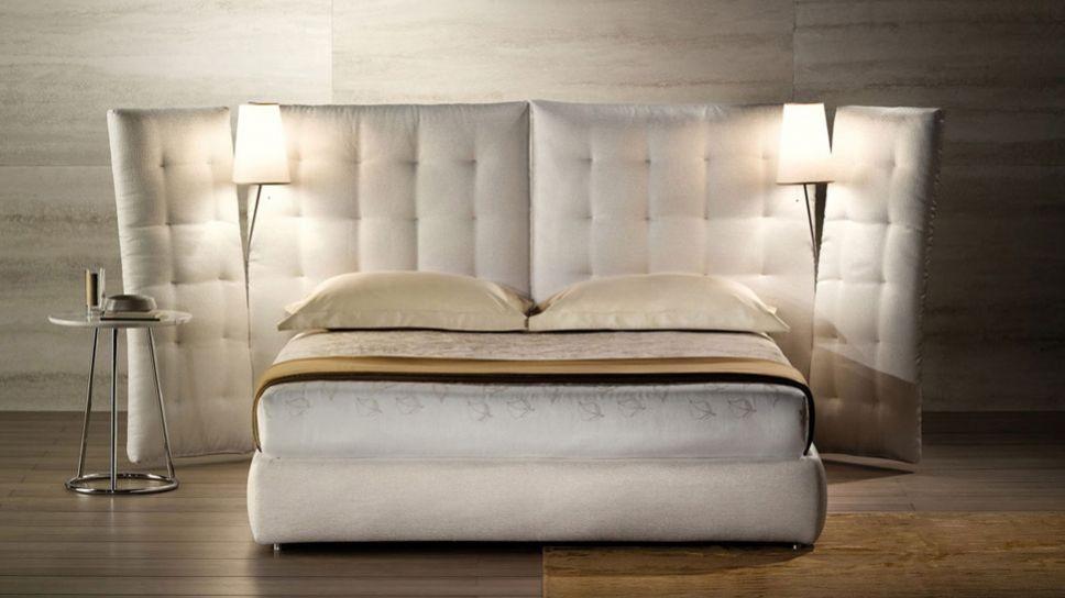 Flou Angle Bed