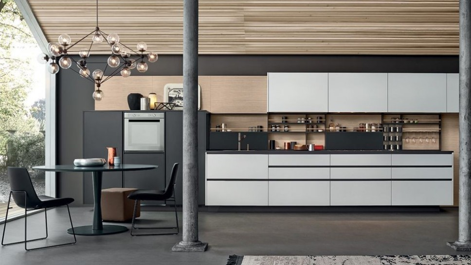 Varenna my planet kitchen for Amenagement cuisine professionnelle