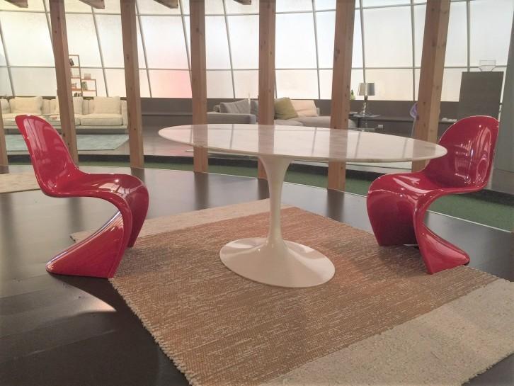 Angebote > Knoll Tavolo ovale Saarinen (ID: 1938)