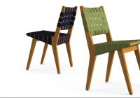 Nuova Risom Outdoor Side Chair di Knoll