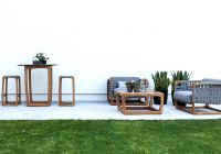 Bungalow Outdoor collection di Riva1920