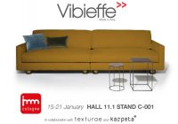Vibieffe E_Spirit collection showcased at Imm Cologne