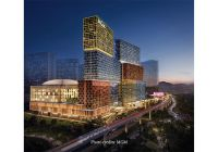 Poltrona Frau provides seats for new theater at MGM Cotai Resort