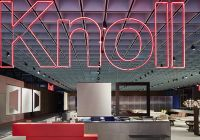 Knoll celebrates its 80th anniversary at Milan's Salone del Mobile