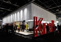 Knoll wows all at IMM Cologne with spectacular installation