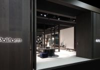 Living as intended by Poliform at Imm Cologne