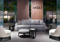 New products for the Flexform Mood collection