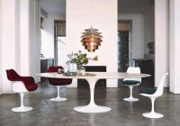 Knoll's Pedestal collection featured in Architectural Digest